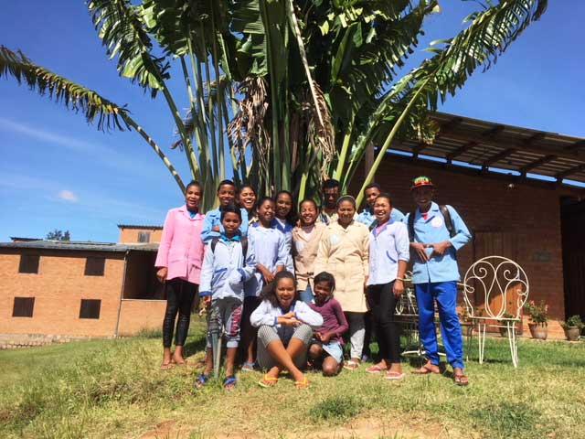 Aidez le centre à accueillir plus d'enfants