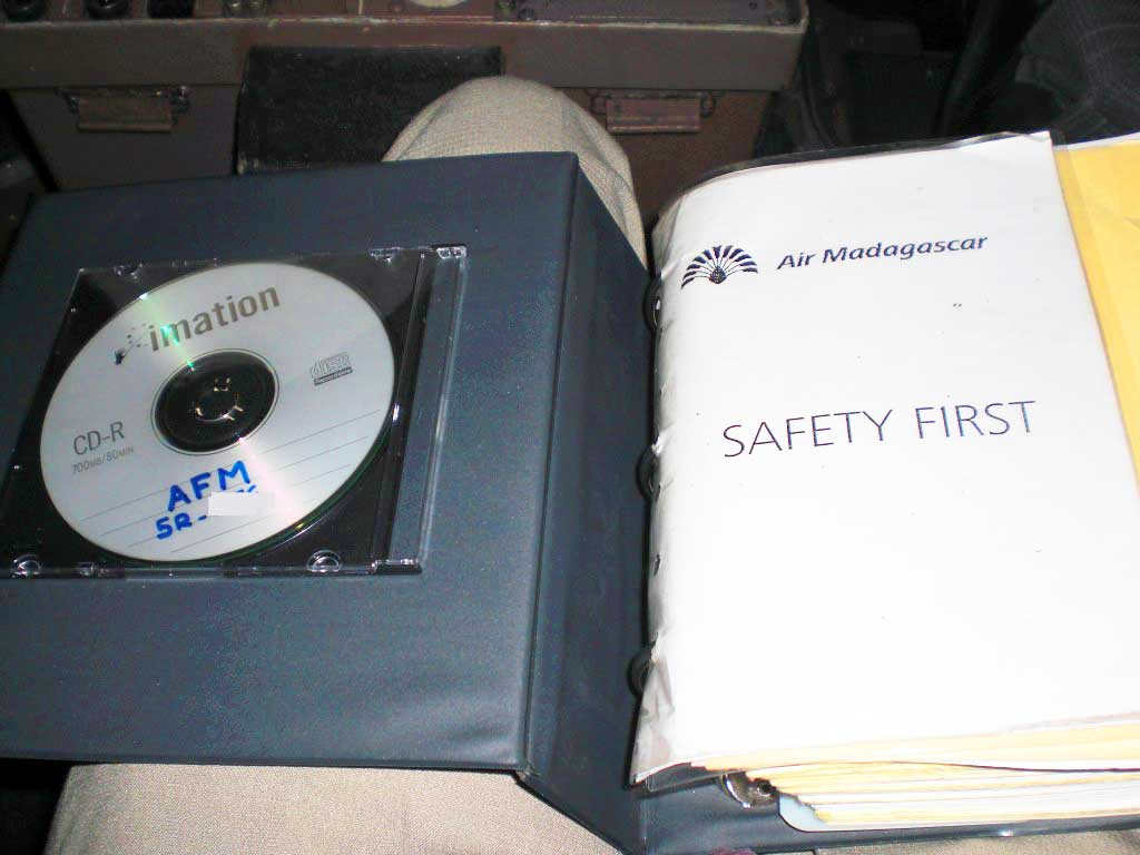 Air Madagascar Safety First