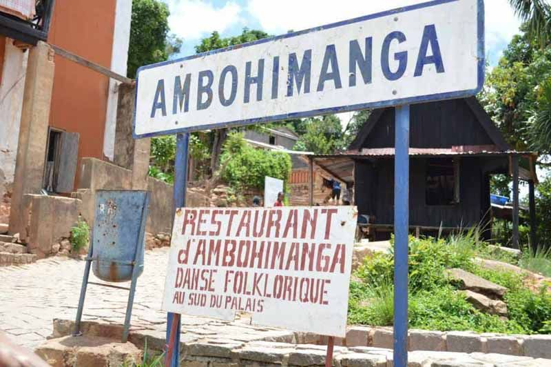 La colline bleue d'Ambohimanga