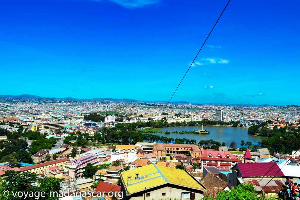Antananarivo la capitale de Madagascar