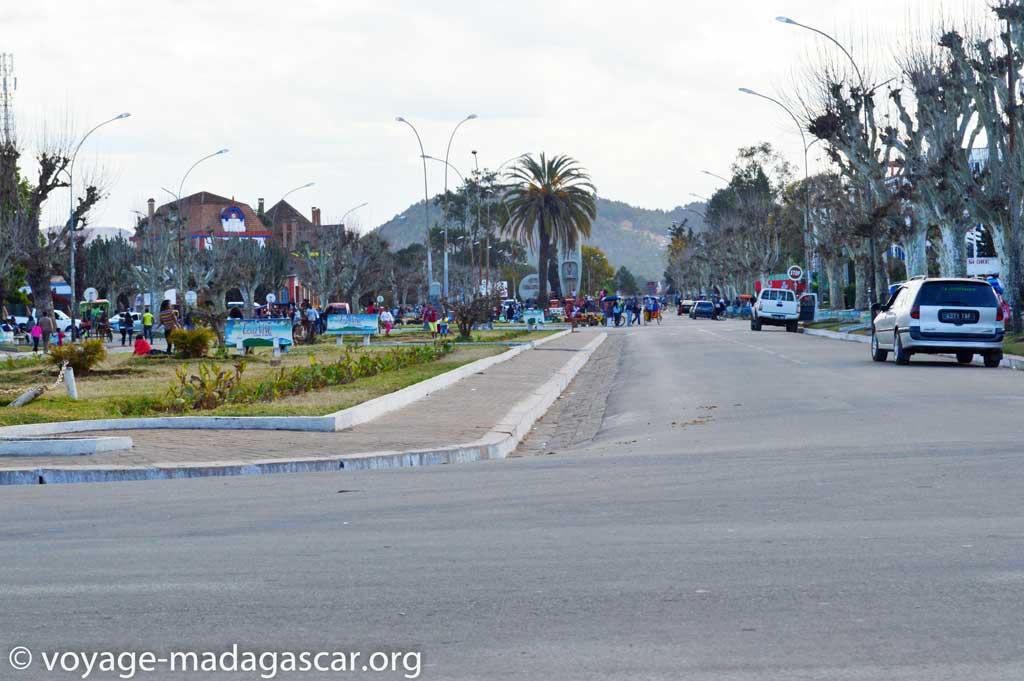 Antsirabe, une ville calme et rythmée par un climat frais