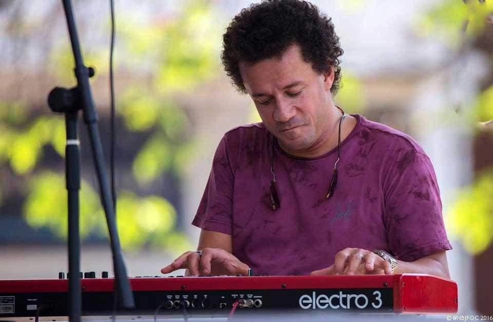 Artiste de grands talents au Nosy Be Jazz Festival