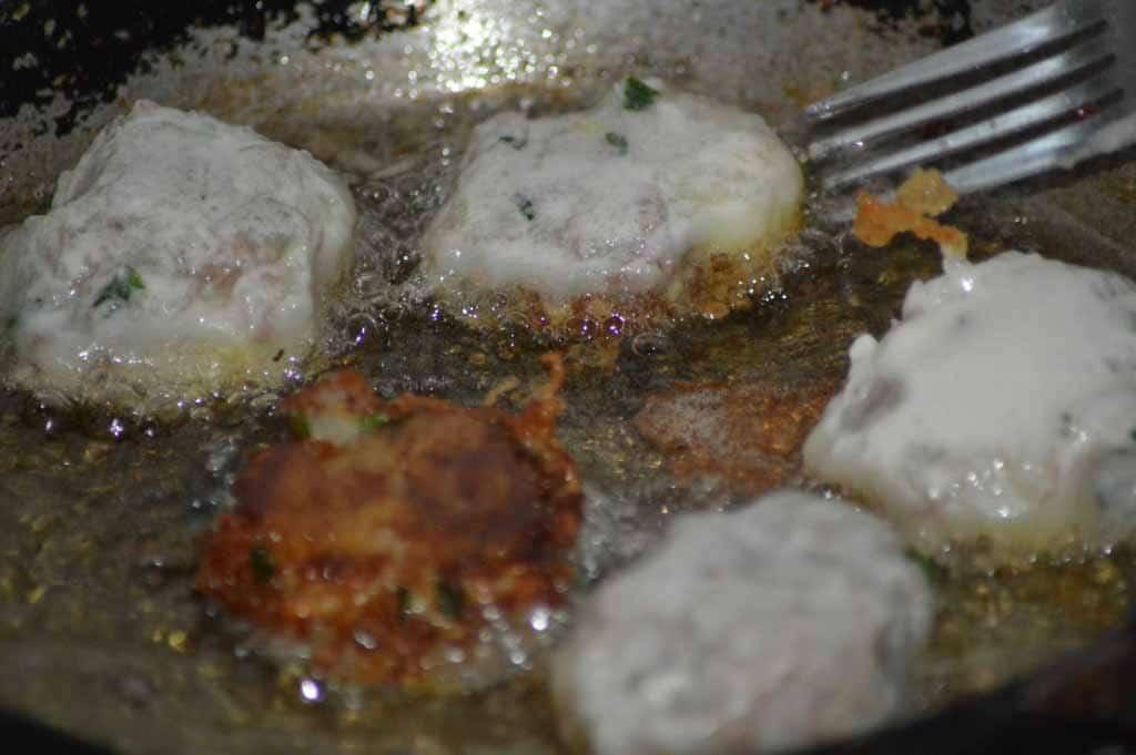 image de cuisson de Catless boeuf haché dans l'huile