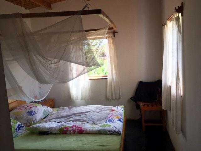 Chambre double chez Hary Madagasikara
