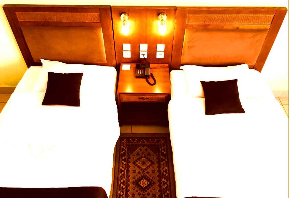 Chambre middle avec-2-petits-lits
