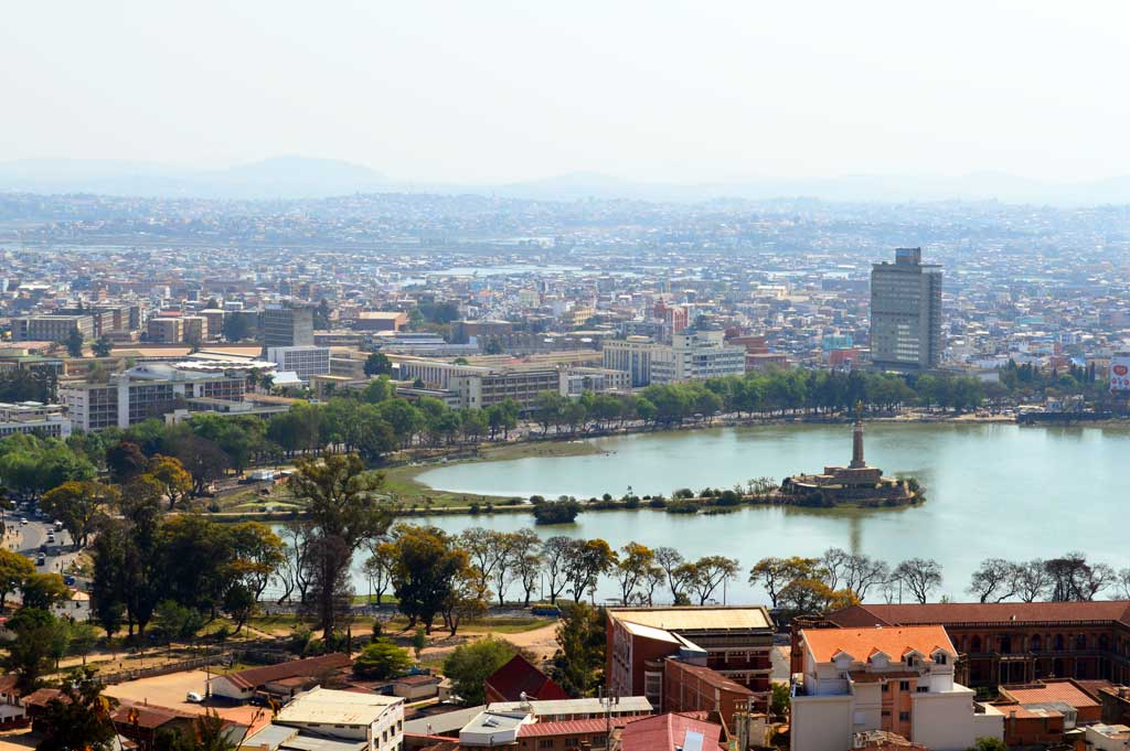 Circuits touristiques des Hauts Plateaux : Antananarivo