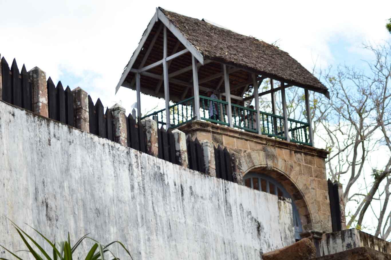 Colline sacrée Ambohimanga