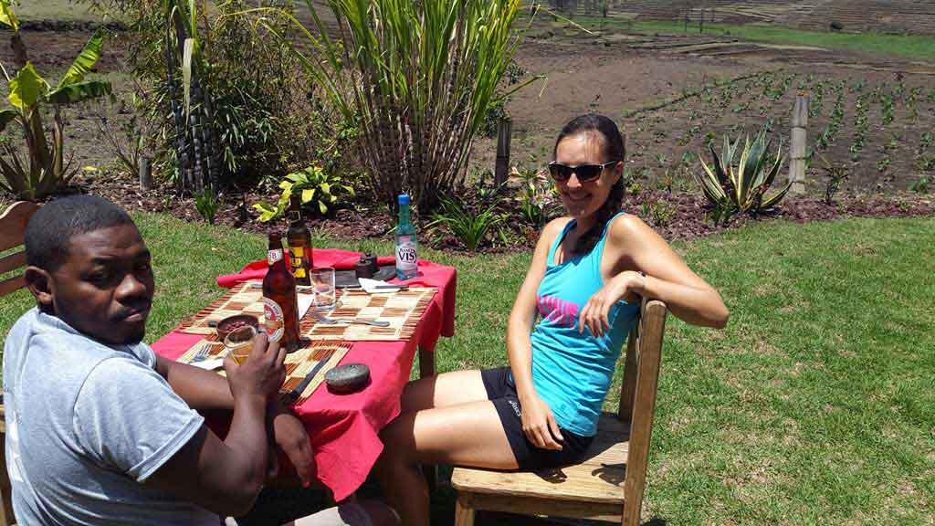 déjeuner chez l'habitant-tritriva-madagascar