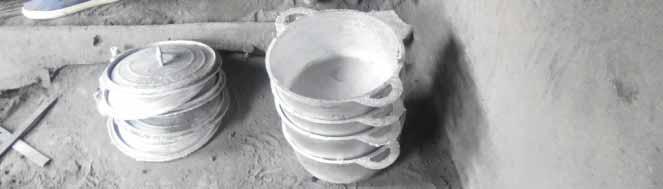 Fabrication de Marmite à Ambatolampy
