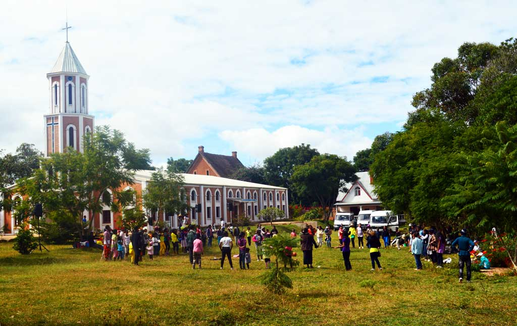 Le christianisme à Madagascar