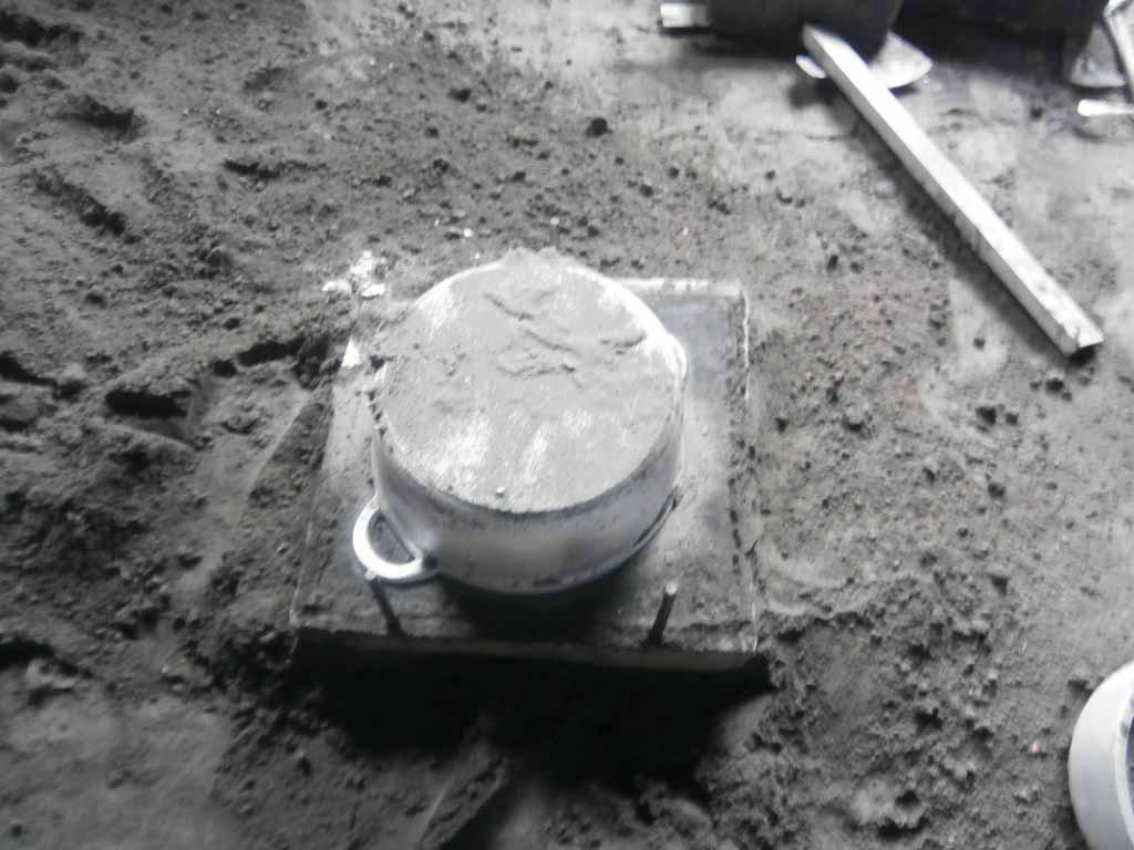 Fabrication de marmite à Ambatolampy: résultat