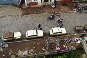 Les taxis ville d'antananarivo