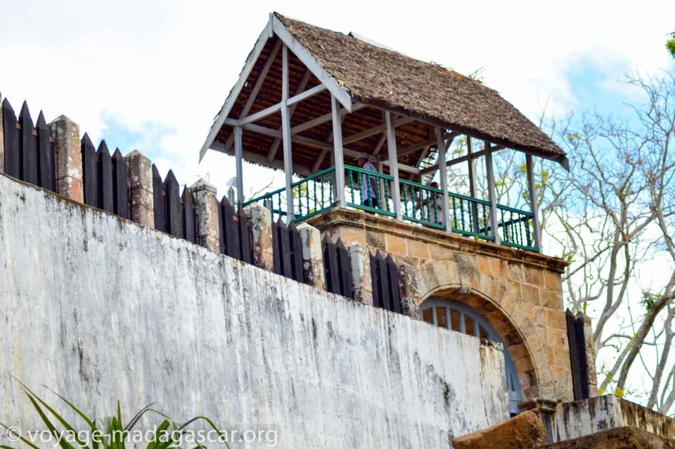 Lieu historique à Madagascar