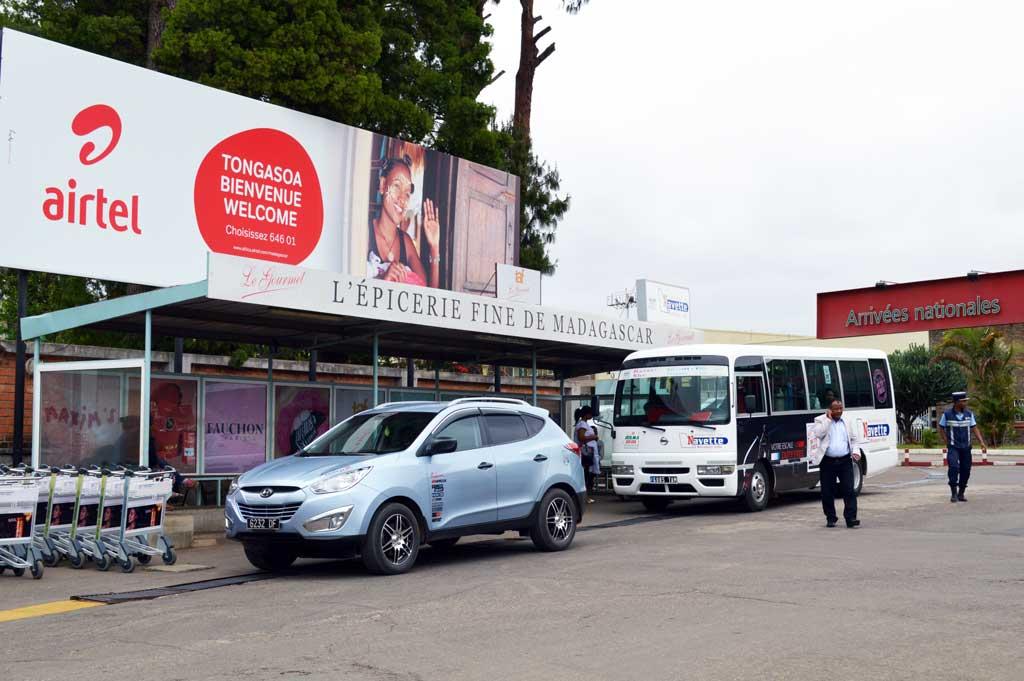 budget de vacance à Madagascar pour la location de véhicule de transport