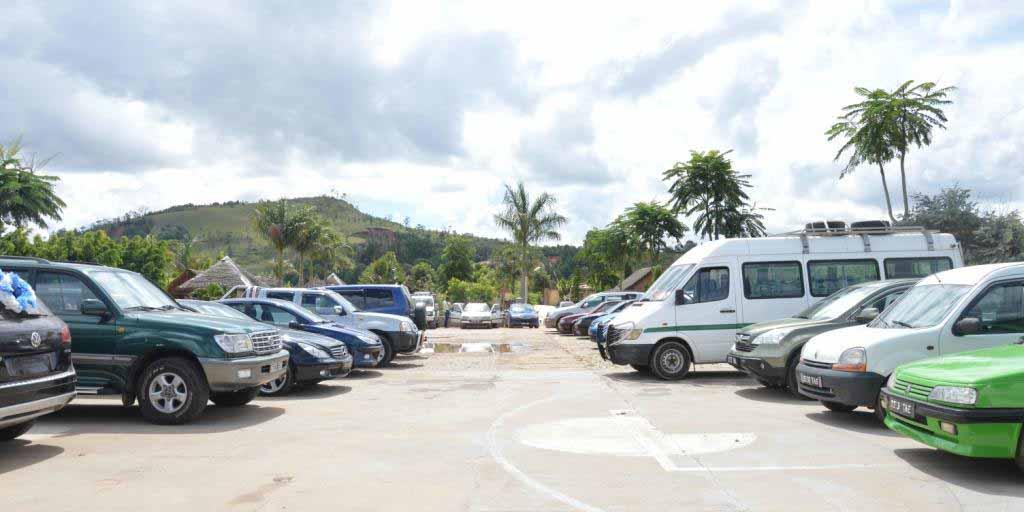 Location voiture Madagascar avec chauffeur