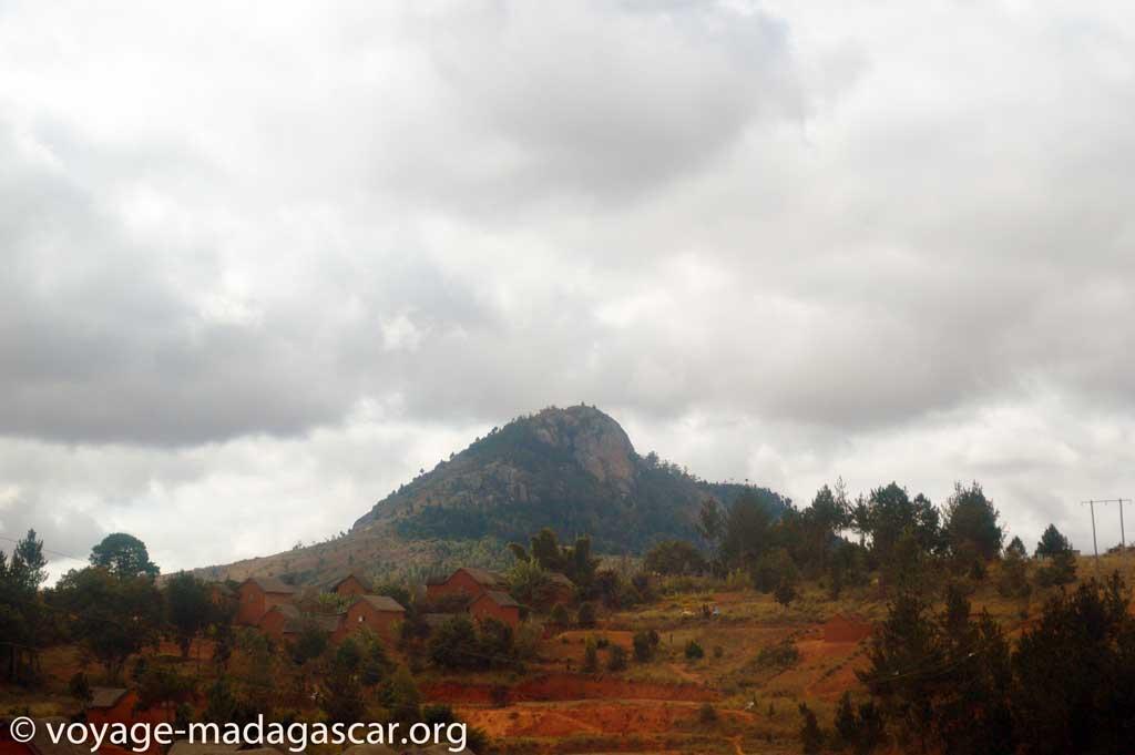 Montagne de Iharanandriana