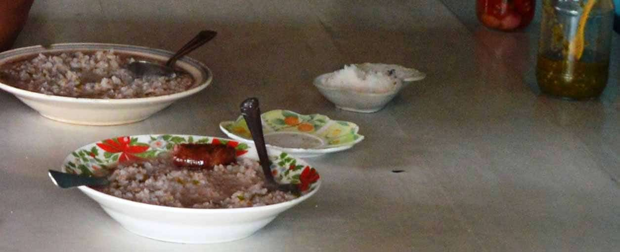 Nourriture en milieu rural