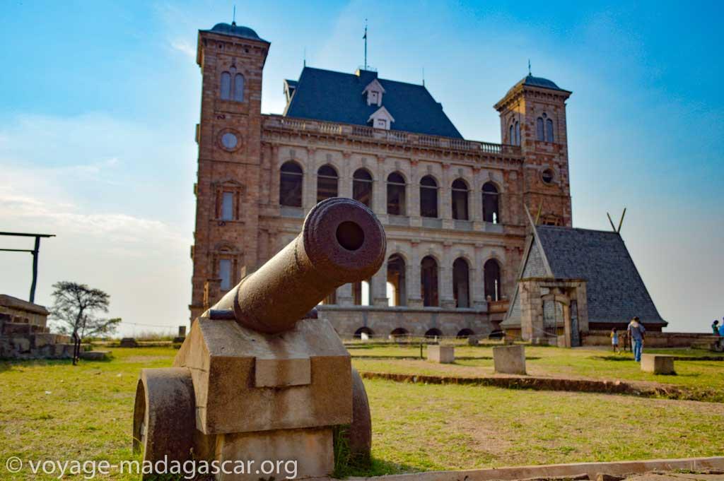 Palais de la reine Antananarivo