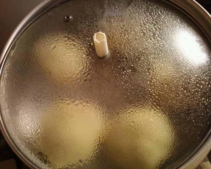 Recette chao paoau poulet
