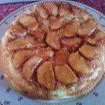 Recette de gâteau caramélisé aux pommes