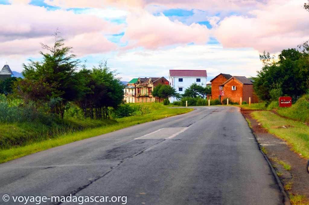 Route nationale 7 reliant Antananarivo à Fianarantsoa