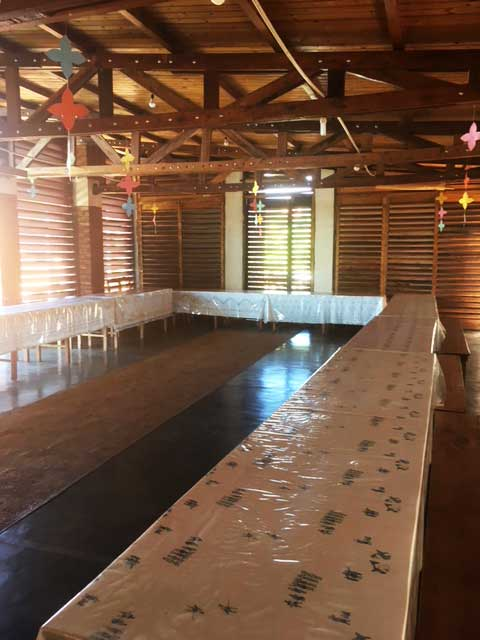 Salle de séminaires chez Hary Madagasikara