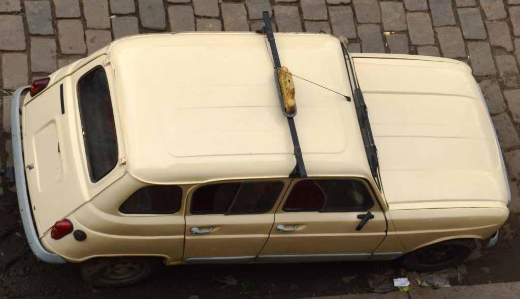 Taxis ville d'Antananarivo