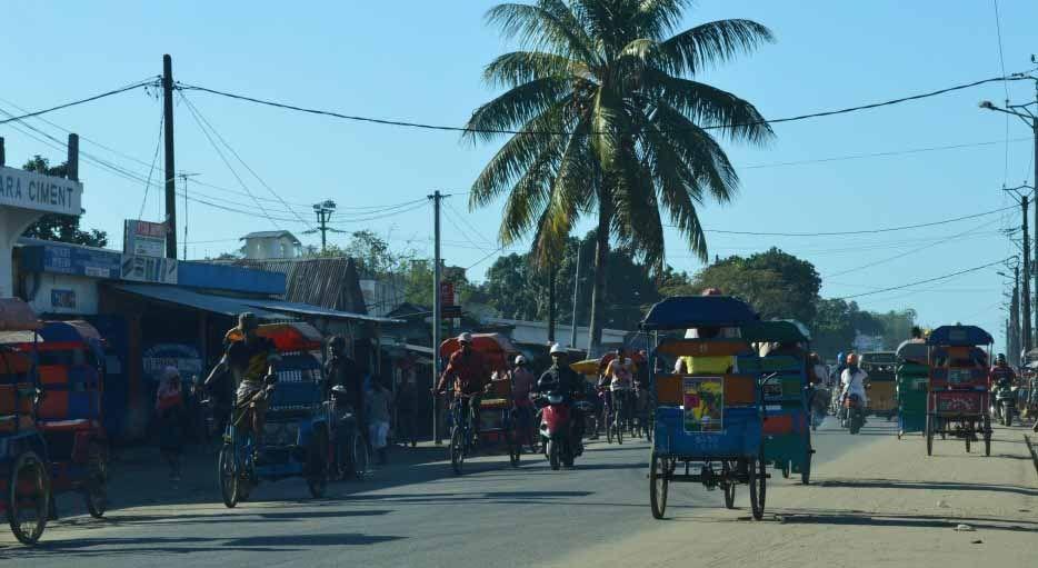 Découvrir Toamasina (Tamatave)
