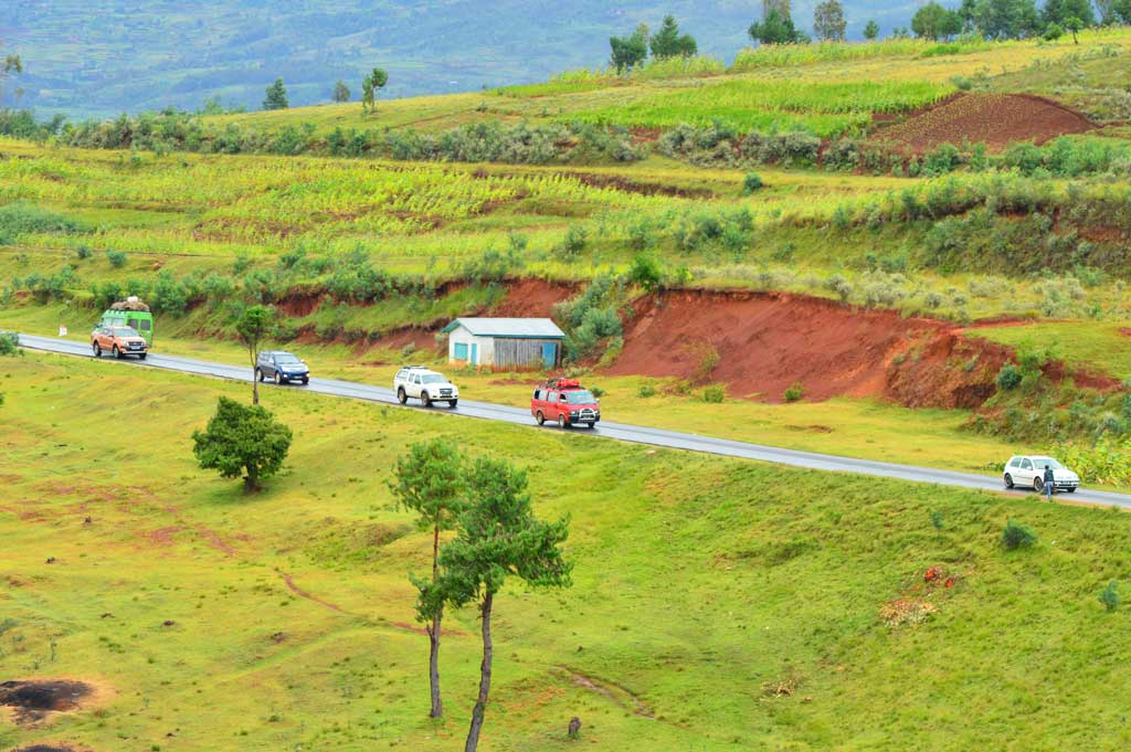 Voyage à Madagascar - Voyage en voiture