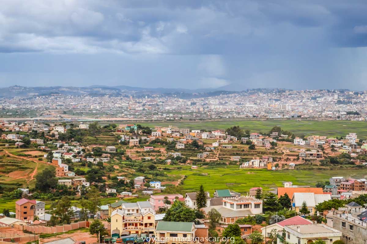 Vivre à Madagascar : Vivre à Antananarivo, la Capitale de Madagascar