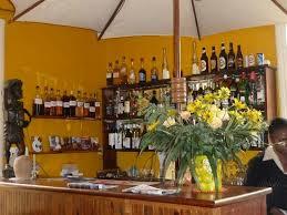 Bar - Au Jardin d'antanimena