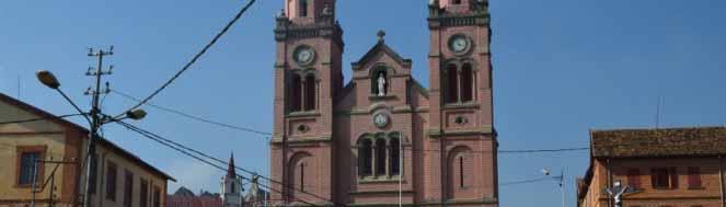 Eglise à Madagascar