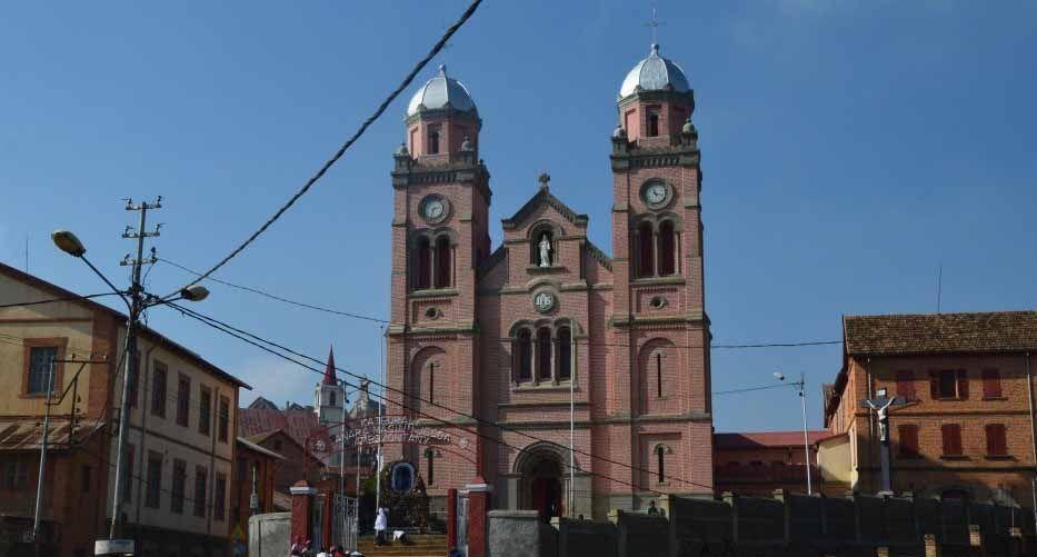 Religion à Madagascar