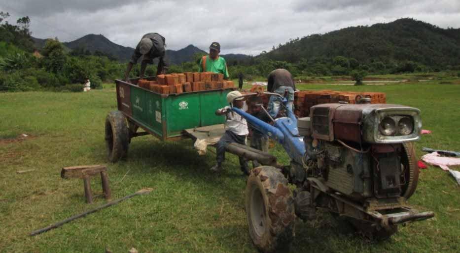 Mode de vie à Madagascar