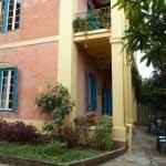 façade hotel - Au Jardin d'antanimena