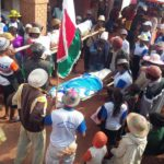 famadihana ou retournement des morts