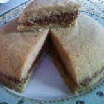Gâteau de mais à la banane
