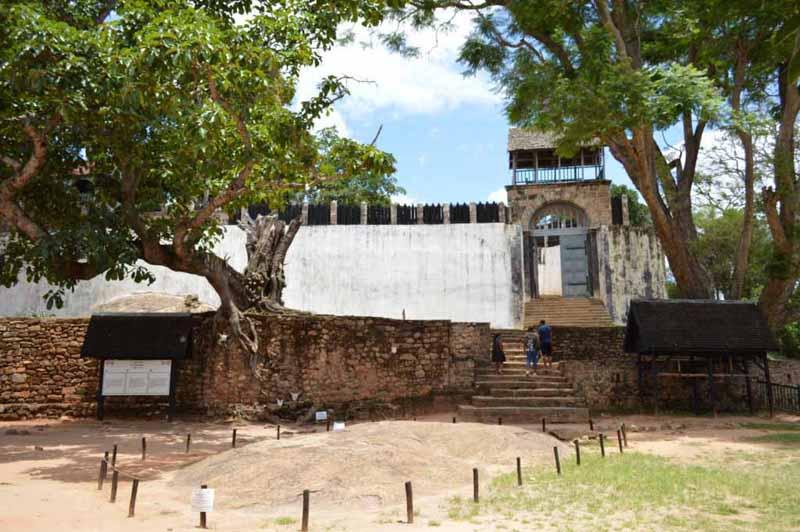 La colline royale d'Ambohimanga