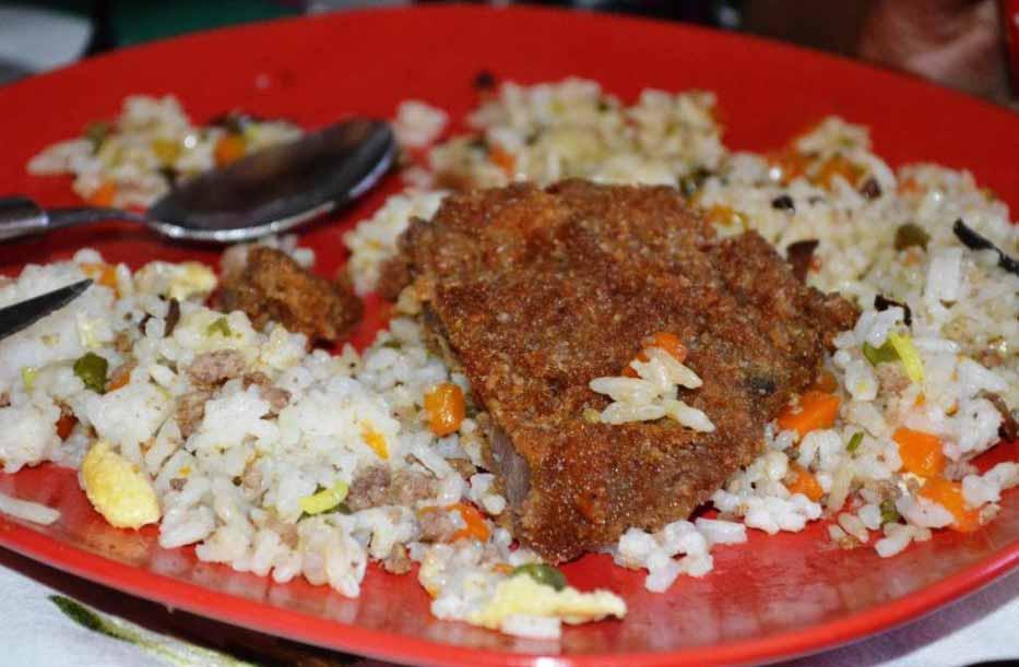 cuisine malgache: exemple de plat malagasy
