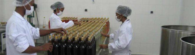 La distillerie de madagascar