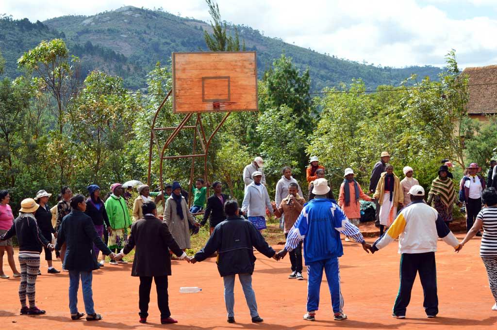 Les habitants de Madagascar sont chaleureusement accueillants