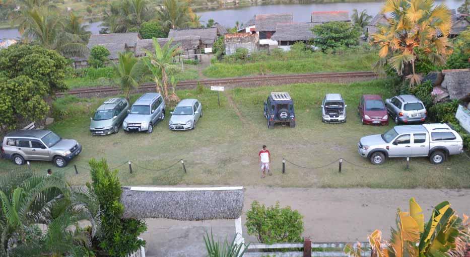 Location de voiture dans la Grande île dépend aussi de la destination