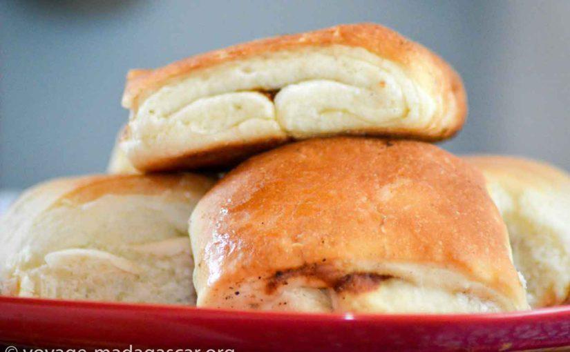 mini croissant et mini pains au chocolat