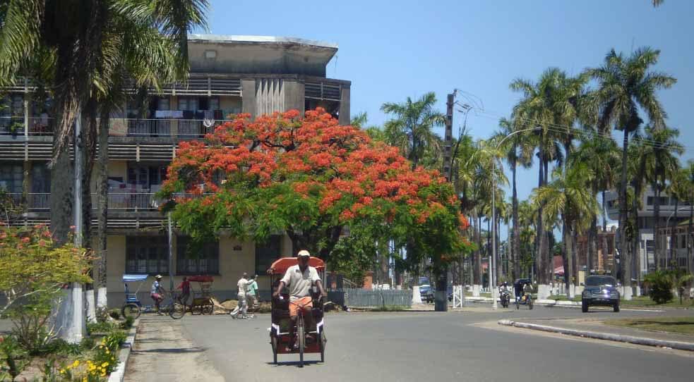 Découvrir Toamasina (Tamatave) en Posyposy