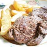 Recette pour steak