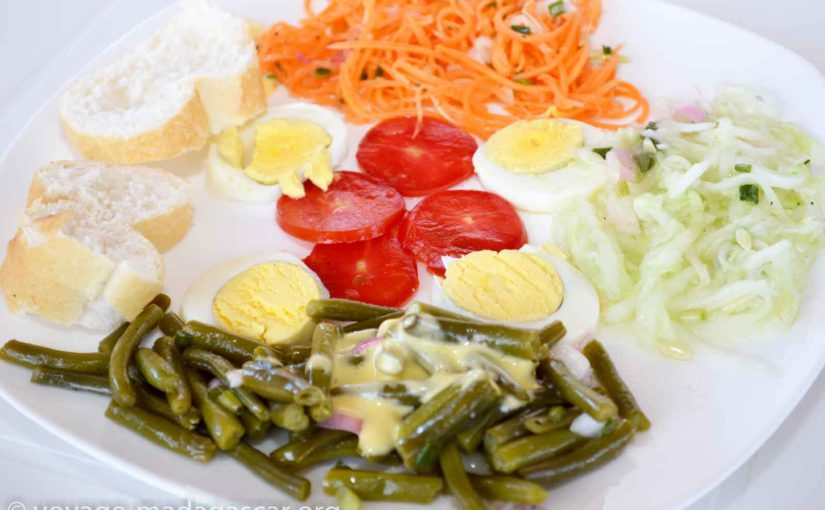 recettes végétariennes malagasy