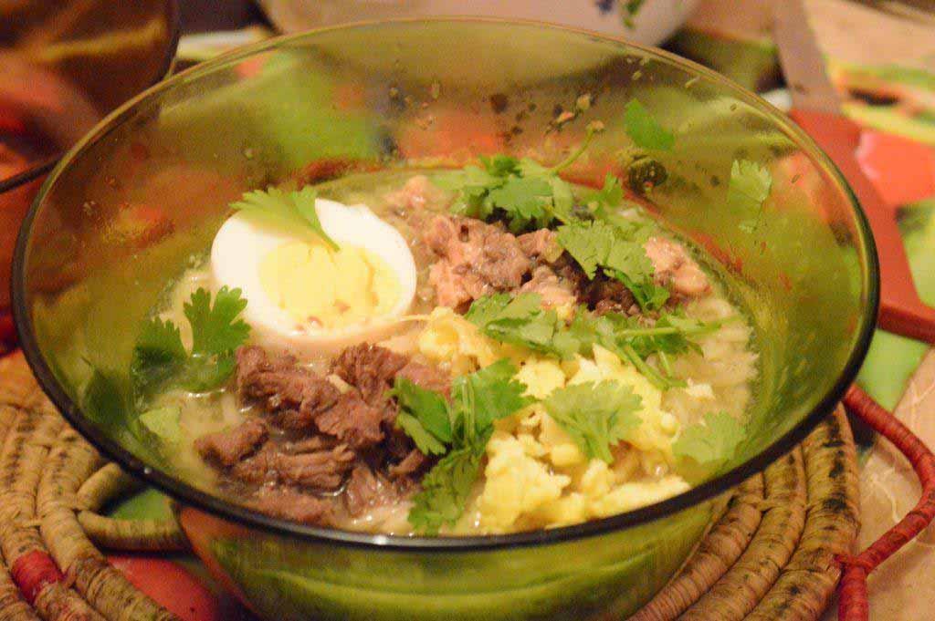 Soupe chinoise sp ciale fait maison - Soupe de legume maison ...