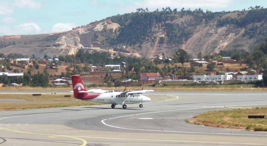 Un avion fiable et économique de Air Madagascar