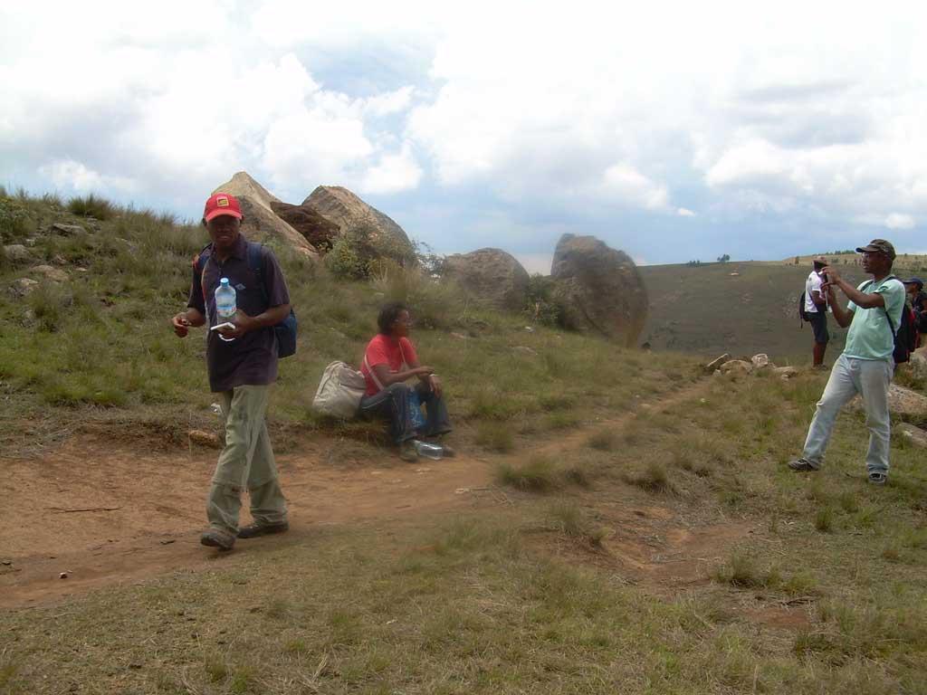 voyage d'etude à Antsirabe